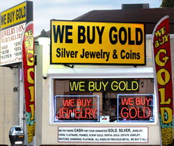Sell and Get More Cash For Your Gold